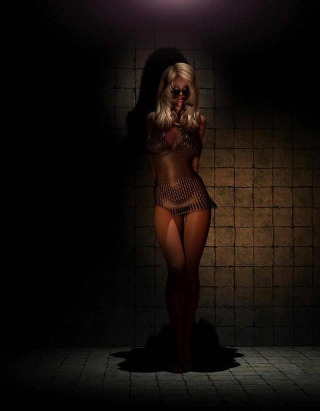 Karina jelinek topless