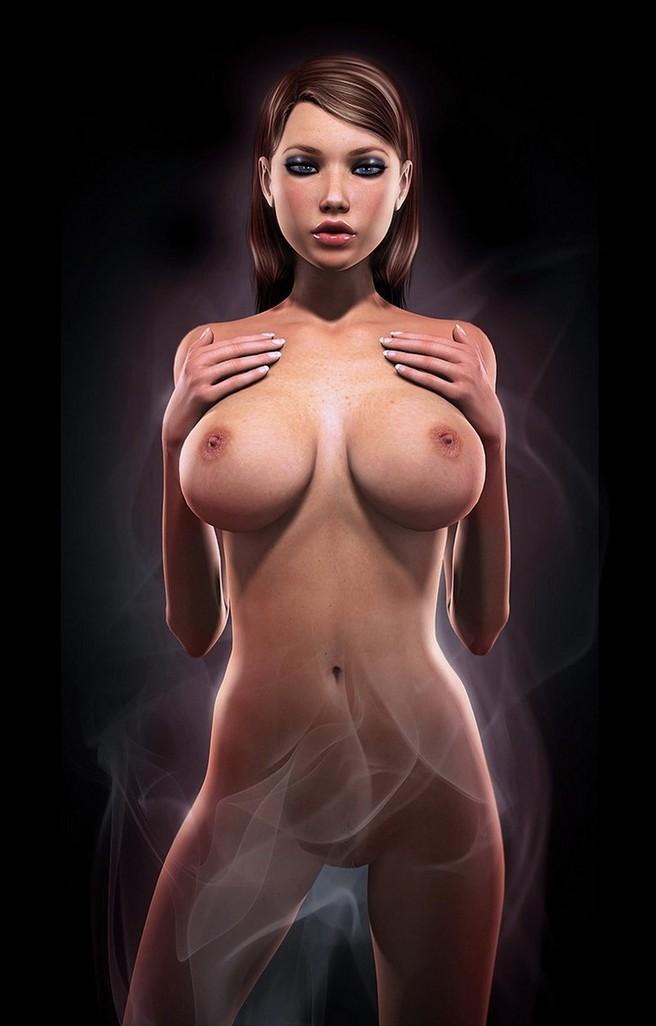 Shemales boobs