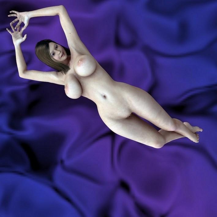 Hot topless models