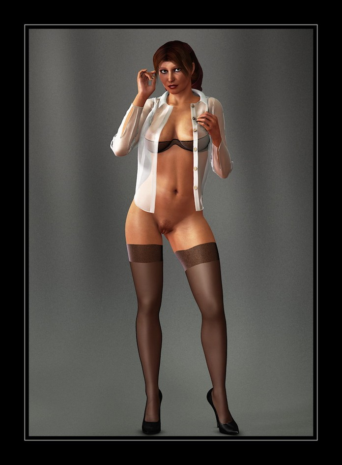 Izzy afternoon pantyhose tube