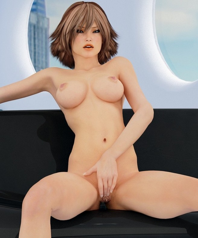 girls naked from videogames gifs