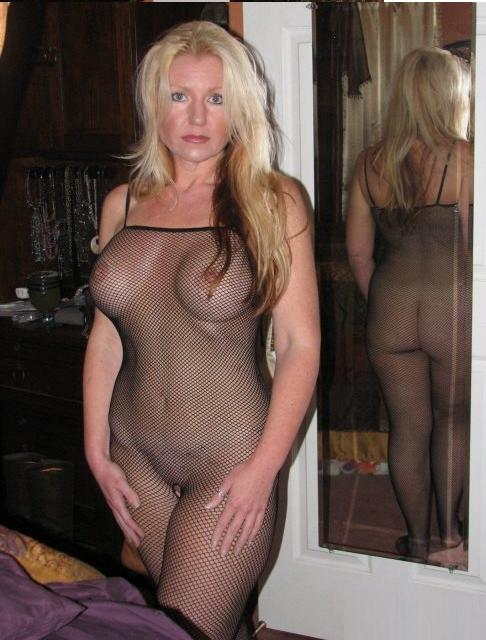 blondes saggy tits
