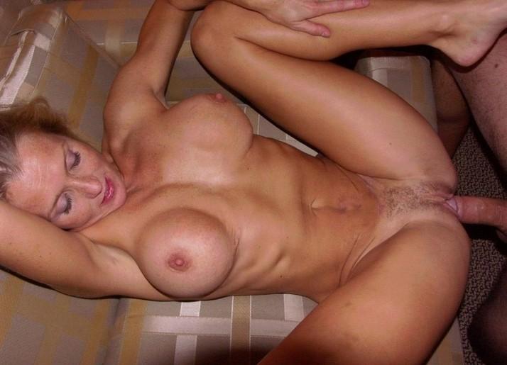 big boobs blonde outdoor