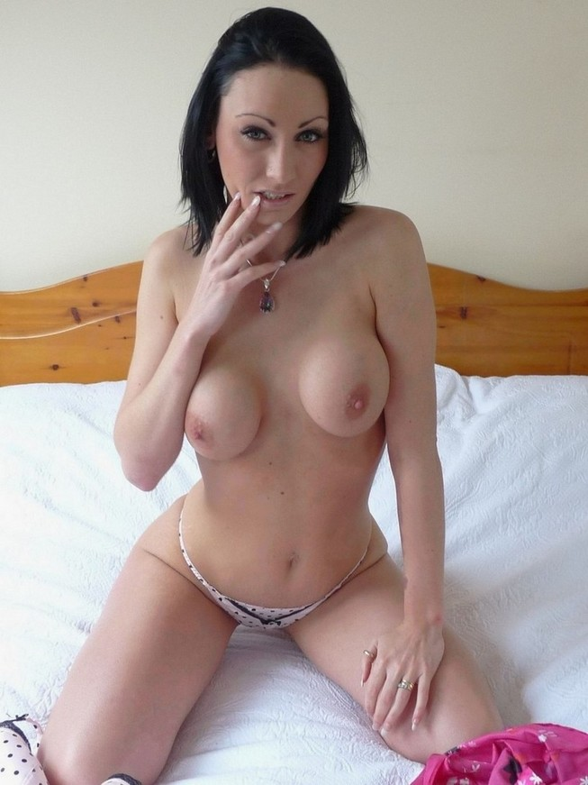 hanging tits mature