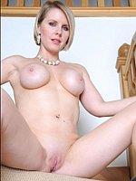 jasmine busty blonde
