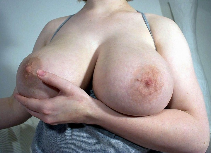 boob growth expansion inflation tits