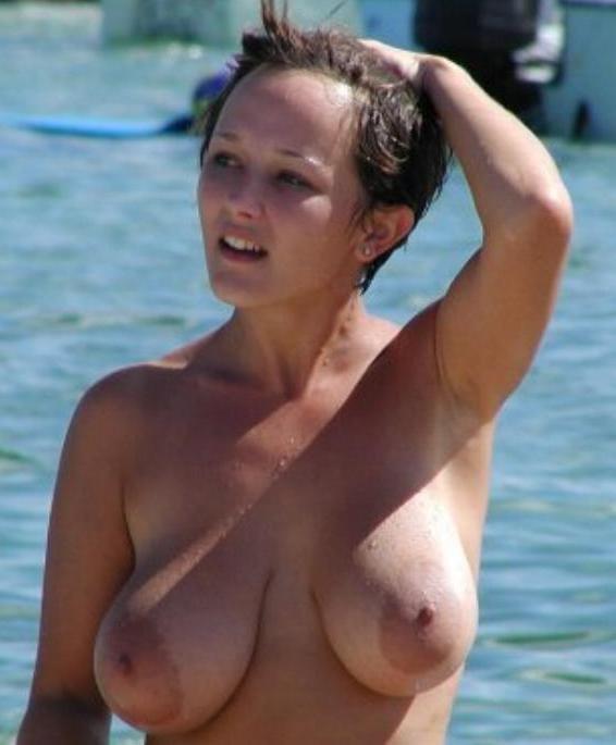 boobs moan