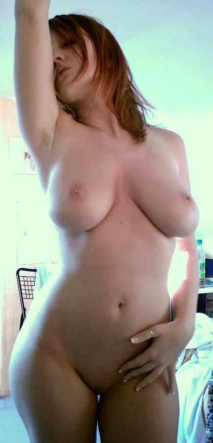 my mom showed me her boobs