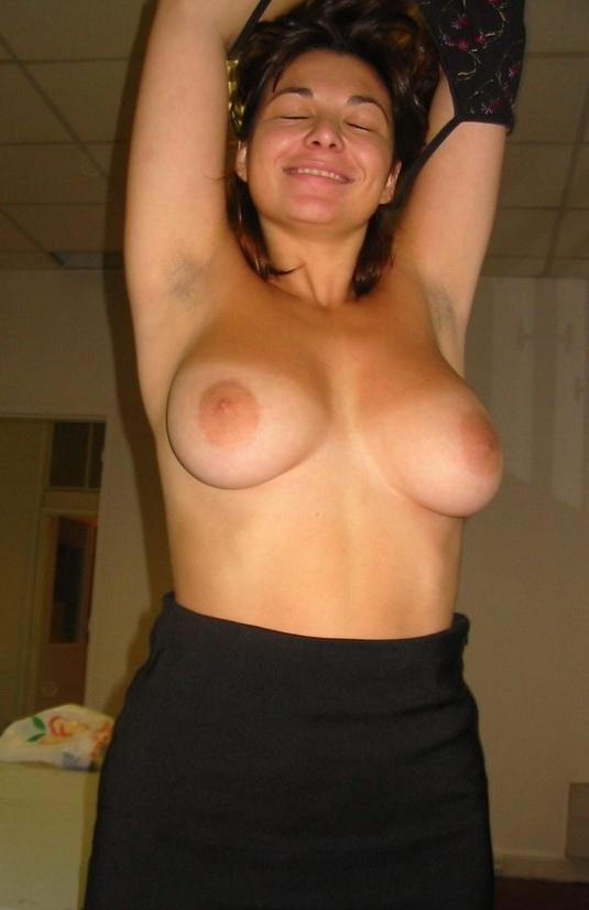 hung by her tits in a tree