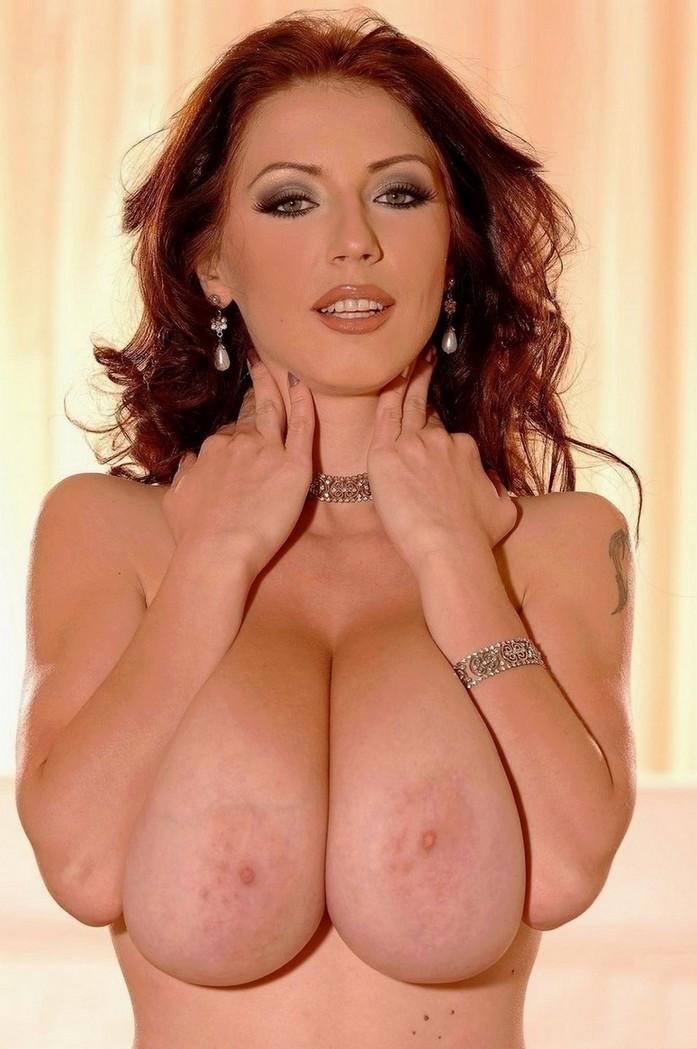 tits brushing