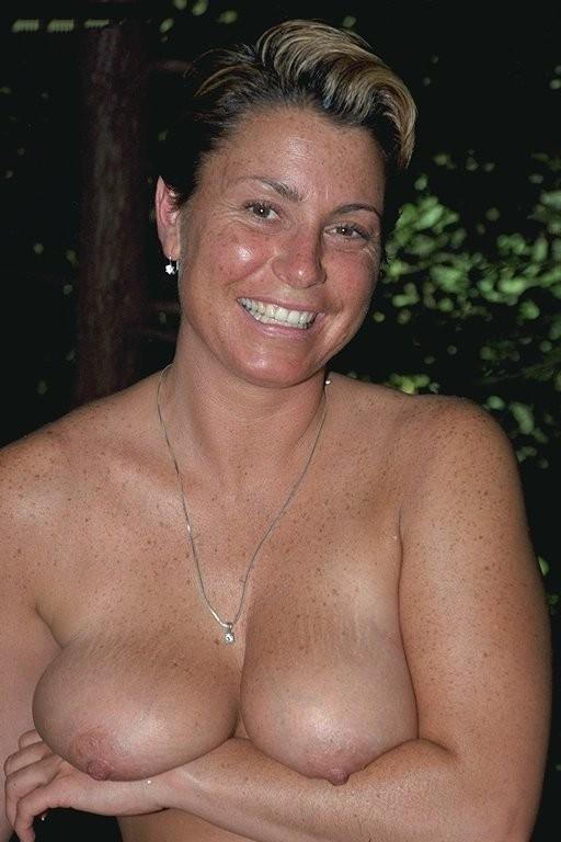 Glitter nude small ass
